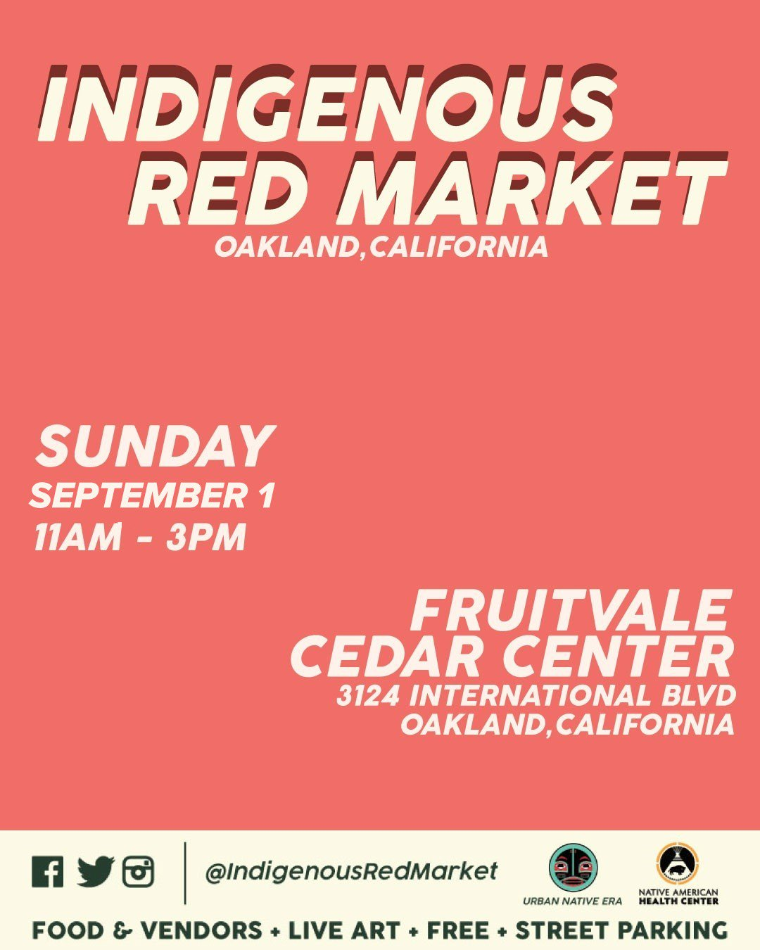 Indigenous Red Market
