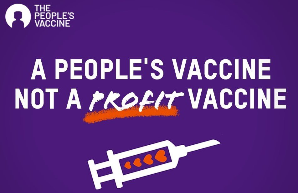 A People's Vaccine – how to make the COVID-19 vaccines safe and affordable to all