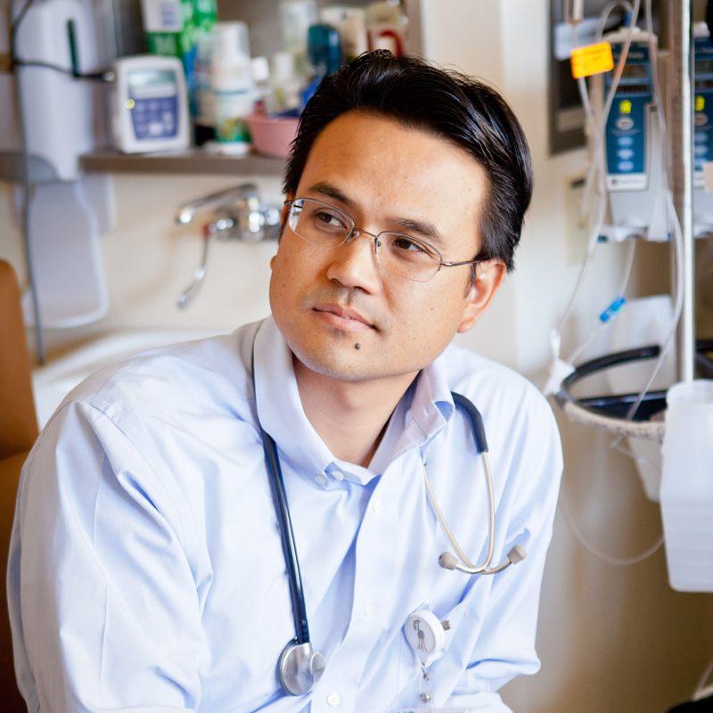 Dr. Phuoc Le - Co-Founder